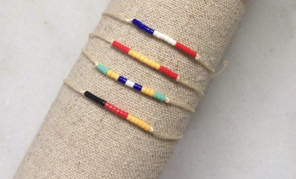 Bracelets Coupe du monde