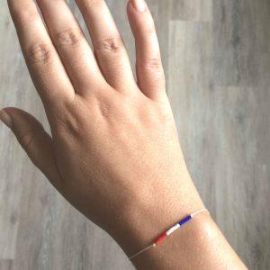 Bracelet France pour la coupe du monde de football